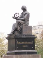 Monument of Nicolai Copernicus