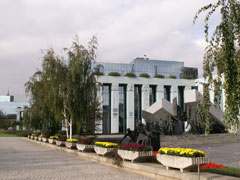 Supreme Court at Krasinskich Square