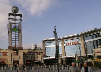 Centra Handlowe Warszawacom